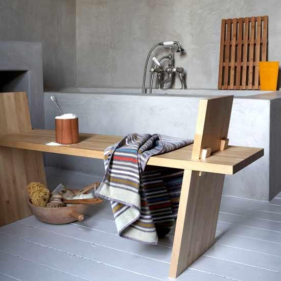 Natural-style bathroom retreat | Bathrooms | Decorating ideas | Image | Housetohome