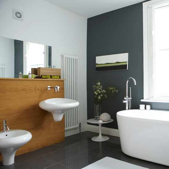 Spa-chic bathroom | Bathrooms | Decorating ideas | Image | Housetohome