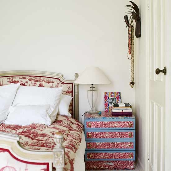 Bedroom Decorating Ideas Totally Toile: French-style Bedrooms