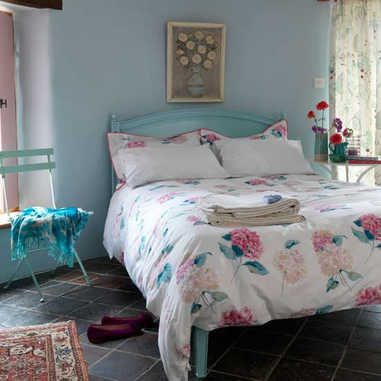 French country bedroom | Bedroom designs | Image | Housetohome.co.uk