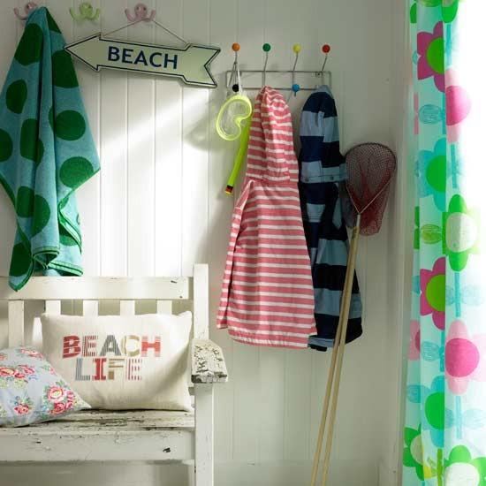 Summer holiday hallway | Hallways | Image | Housetohome