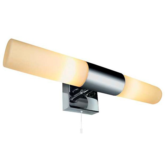 Wall Lamps Homebase : Bathroom wall light from Homebase Bathroom lighting Lighting PHOTO GALLERY housetohome.co.uk