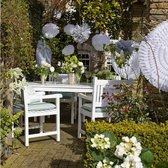Garden party decorating ideas dream house experience - Decorations de jardin ...