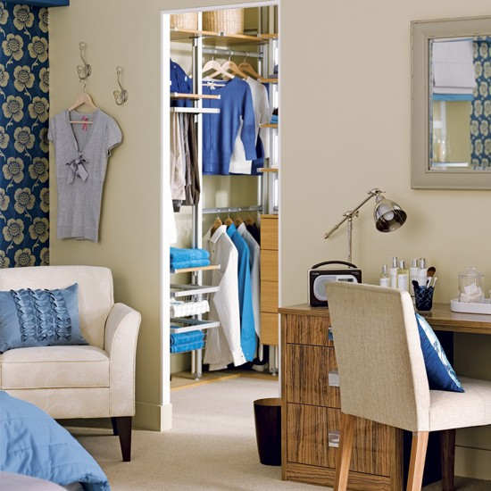 Dressing Bedroom Ideas: Luxe Dressing Area