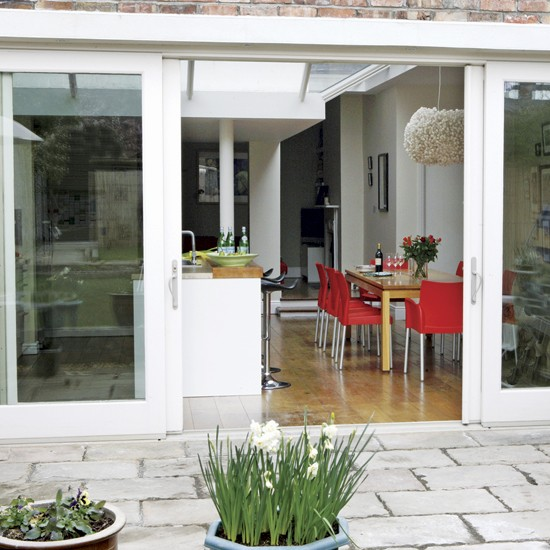 Indoor-outdoor dining room | Dining room designs | Image | Housetohome