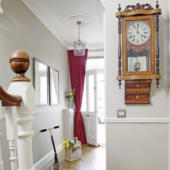 Neutral hallway | Hallways | Decorating ideas | housetohome.
