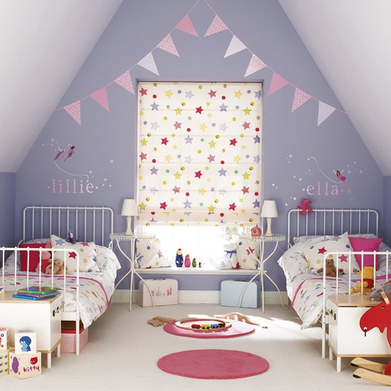 Essential guide to children 39 s rooms - Childrens bedroom decorating ideas ...