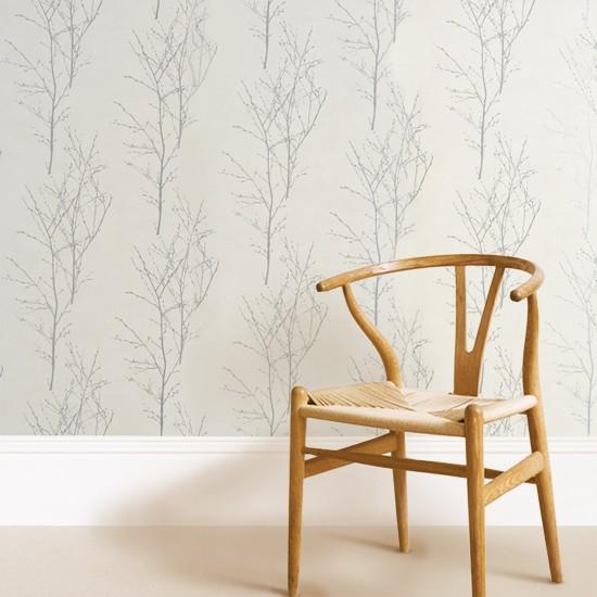 Wallpaper birch print john lewis wallpaper under 30 decorating ideas photo gallery John lewis home design ideas