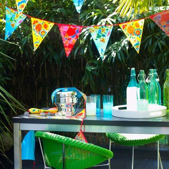 Alfresco outdoor dining | Outdoor rooms | Gardens | Image | Housetohome