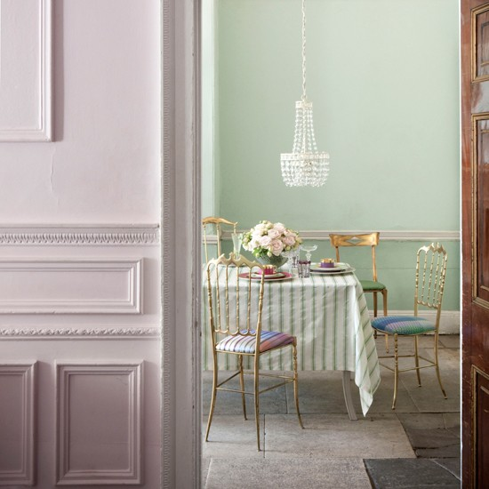 Parisian Style Dining Room Dining Rooms Image