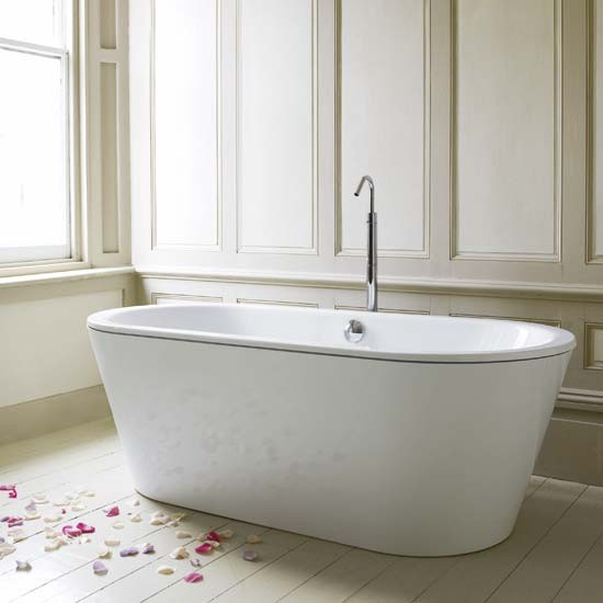 Contemporary Bath Strack Bath Freestanding Bath Image