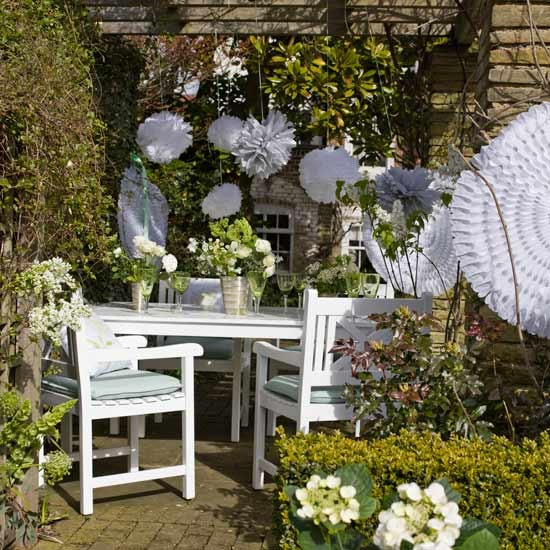 Alfresco dining | Gardens | Decorating ideas | Image | Housetohome