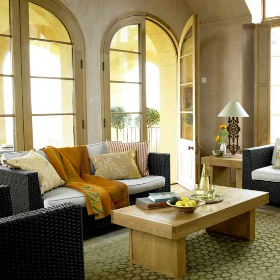 Italian inspired living room living rooms design ideas for Italian living room ideas