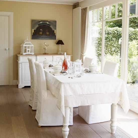 Light and airy dining room | Dining rooms | Design ideas | Image | Housetohome
