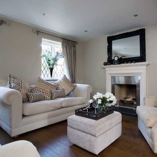 White Suede Sofas Living Rooms Living Room Ideas Image