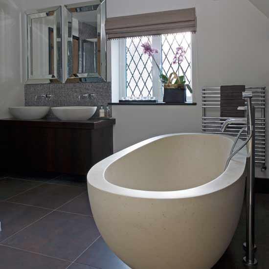 Contemporary bath Bathroom Design ideas Image housetohome.co ...