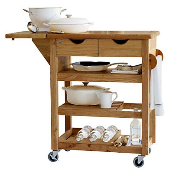 Kitchen trolley - John Lewis | Country Kitchen | Kitchen ...