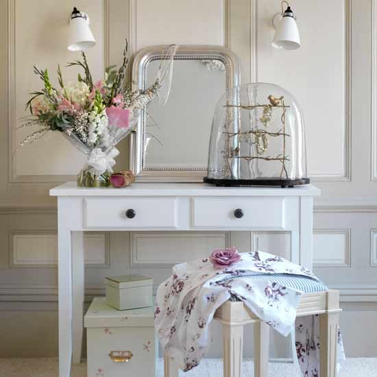 Dressing table and jewellery | Dressing room ideas | Bedroom designs | Bedroom storage | PHOTO GALLERY | Housetohome.co.uk