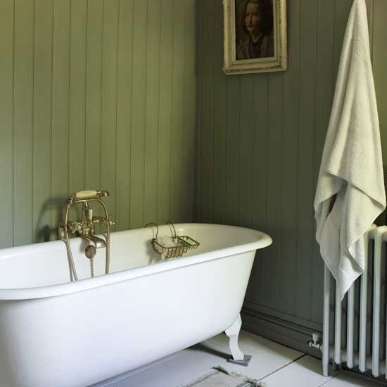 green bathroom georgian cottage room designs photo