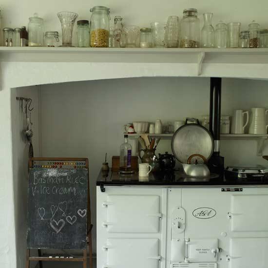 Modern Country Kitchen Kitchens Design Ideas Image