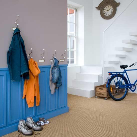 Hallway storage | Hallways | Storage ideas | Image | Housetohome