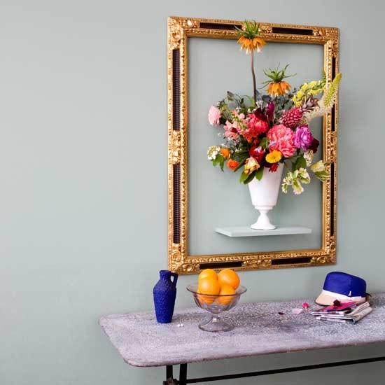 Eye-catching hallway display | Hallways | Hallway ideas | Image | Housetohome