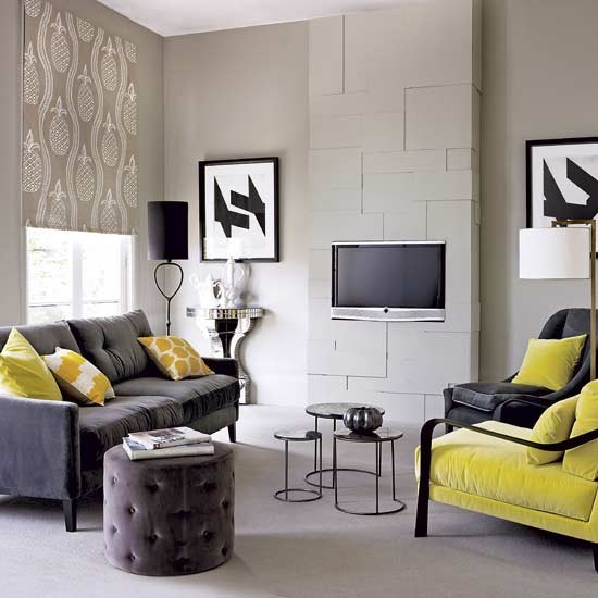 Integrated entertainment system | Living rooms | Entertainment room | Image | Housetohome