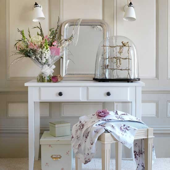 interior design chatter pretty dressing tables