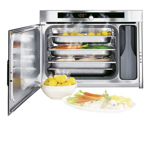 Steam ovens miele steam ovens kitchen appliances for Steam fish in oven
