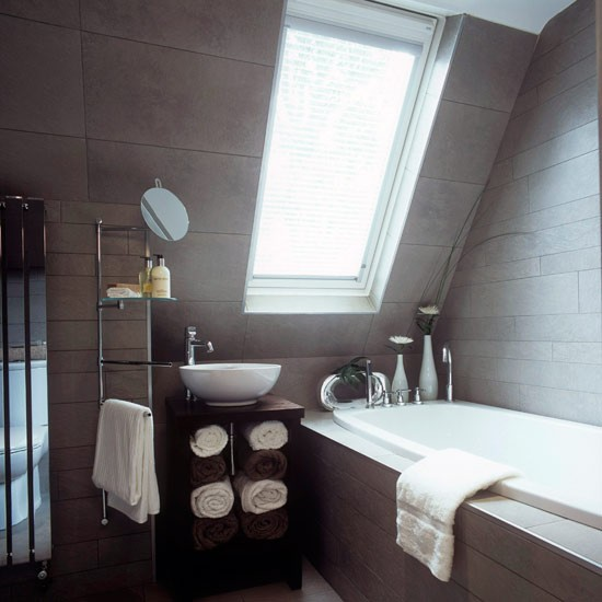 sanctuary attic bathroom attic bathrooms housetohome co uk