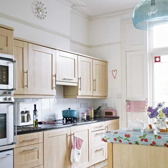 Pastel kitchen  Kitchens  Design idea  Image  housetohome co uk