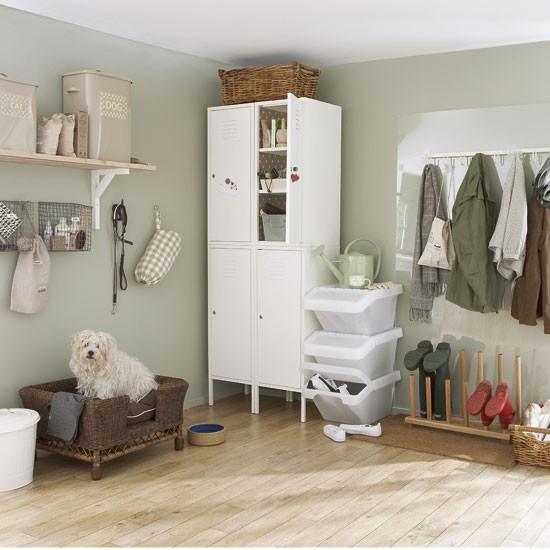 Utility room storage | Storage ideas | Image | Housetohome