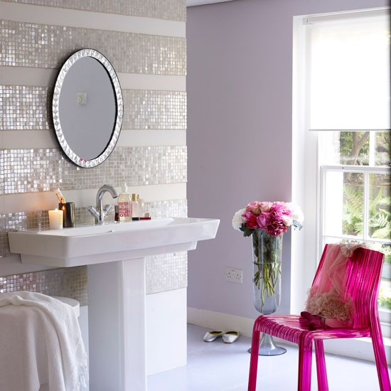 Feminine bathroom | Bathrooms | Design ideas | Image | Housetohome