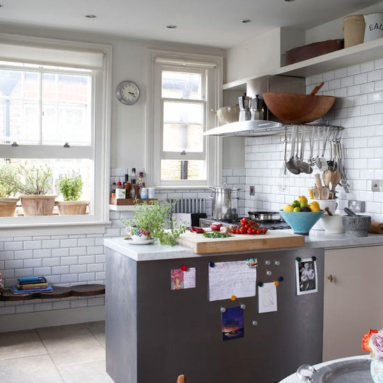 Urban-style Kitchen