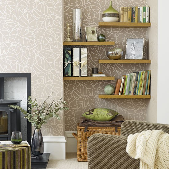 9 Wall Storage Ideas That You Need To Try: Clever Designs For Alcoves