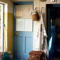 Rustic utility room