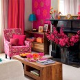 Colourful living rooms - 10 inspiring ideas