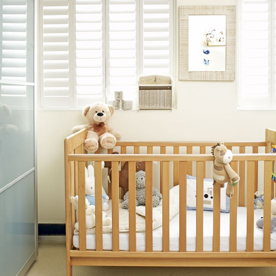 Simple babies' bedroom | Bedroom ideas | Cot | housetohome.