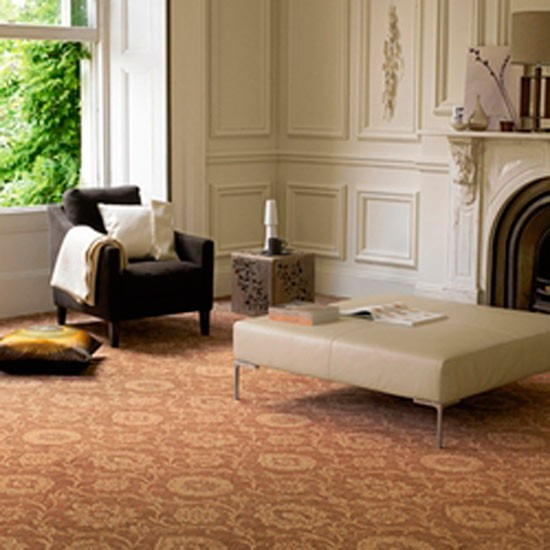 Go For Large Prints Patterned Carpets Flooring