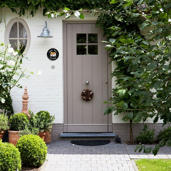 Landscaping Ideas By Front Door : Transform your front garden with these design ideas