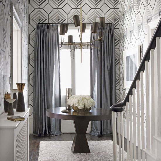 Hallway Decorating Ideas VIDEO Housetohomecouk