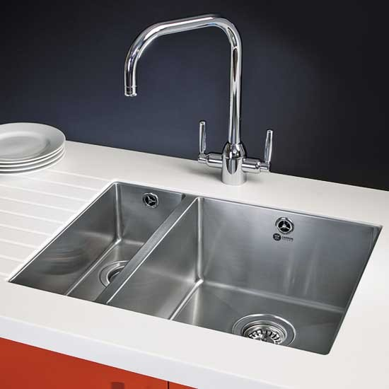How To Clean Kitchen Sinks