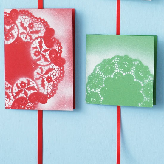 Making your own cards demirediffusion make your own christmas card how to create a beautiful christmas m4hsunfo