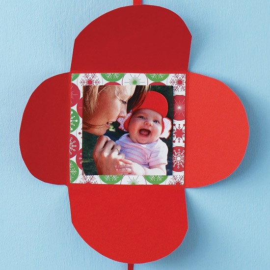 Create a photo card how to make your own christmas cards for Make your own christmas cards ideas