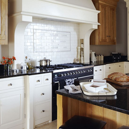 Splashback kitchen country decorating ideas georgian country home