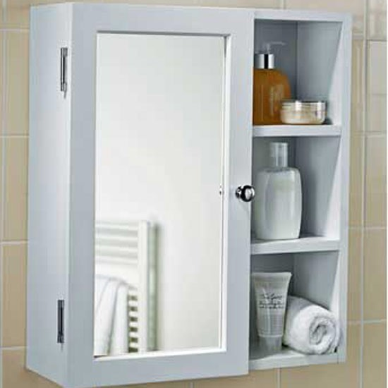 Original Buy HOME Tongue And Groove Tall Cabinet  White At Argoscouk  Your Online Shop For Bathroom Shelves And