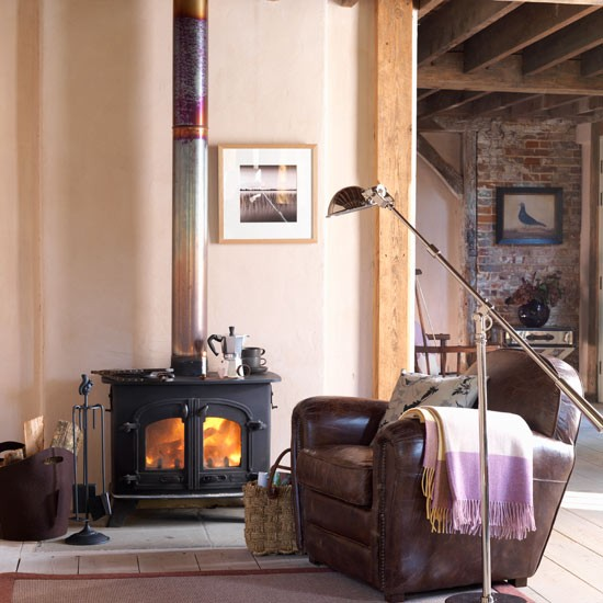 Heating Country Style Decorating
