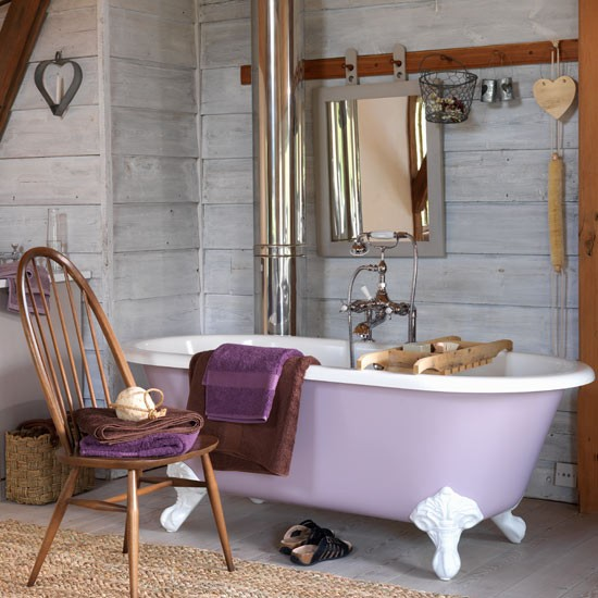 Bathroom | Country Style decorating | Decorating ideas | PHOTO GALLERY | Housetohome.co.uk