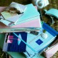 Colourful scrapbooks, notebooks and photographs | 20 ways with paint | Decorating ideas | PHOTO GALLERY | Housetohome.co.uk
