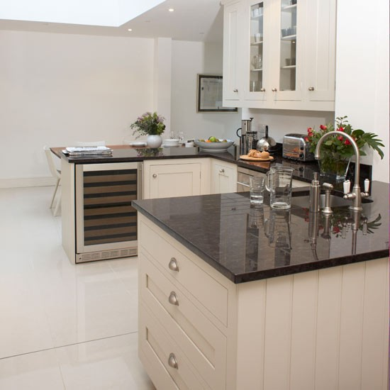 Kitchen design solutions for every layout U shaped kitchen ideas uk
